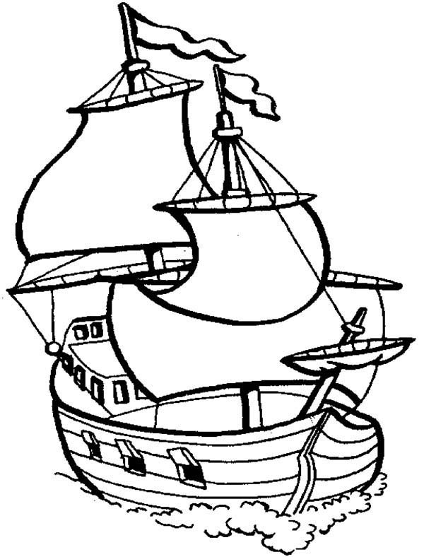 Oat Meal Coloring Pages
