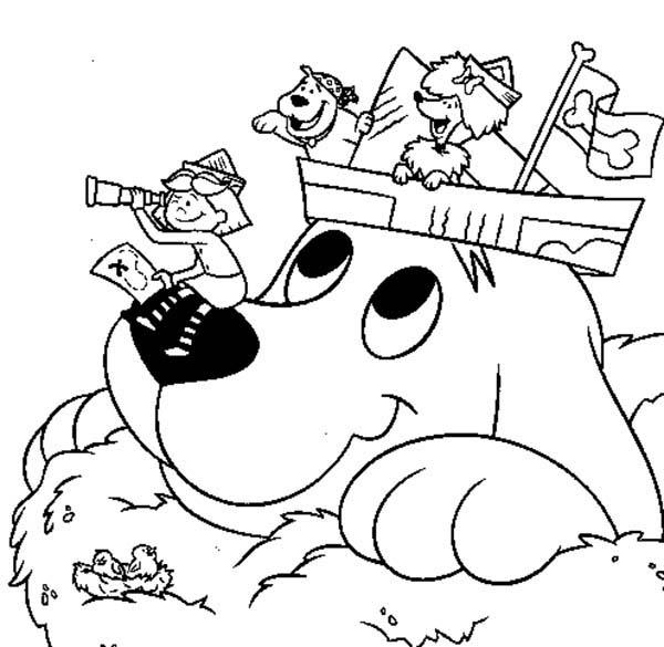 Big Dog Schaltplang