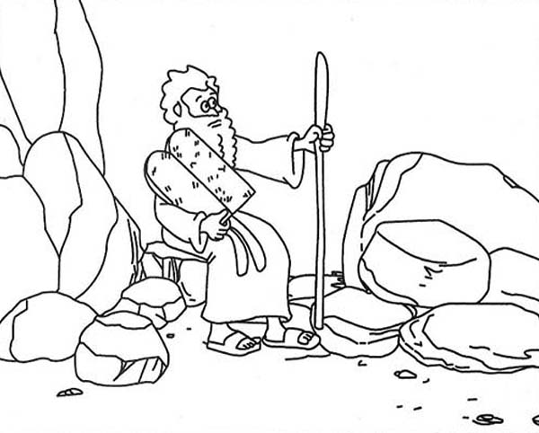 Mt. Sinai Coloring Pages Coloring Pages