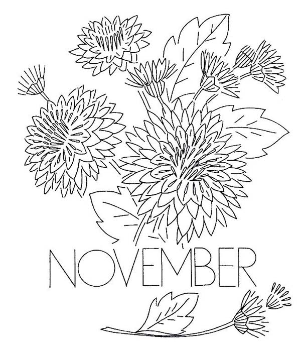Chrysanthemum Character Coloring Pages Coloring Pages