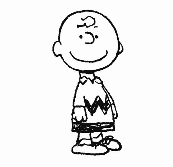 Free coloring pages of charlie brown christmas