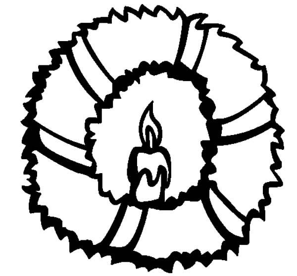 "Search Results for ""Plain Wreath Coloring Page"""