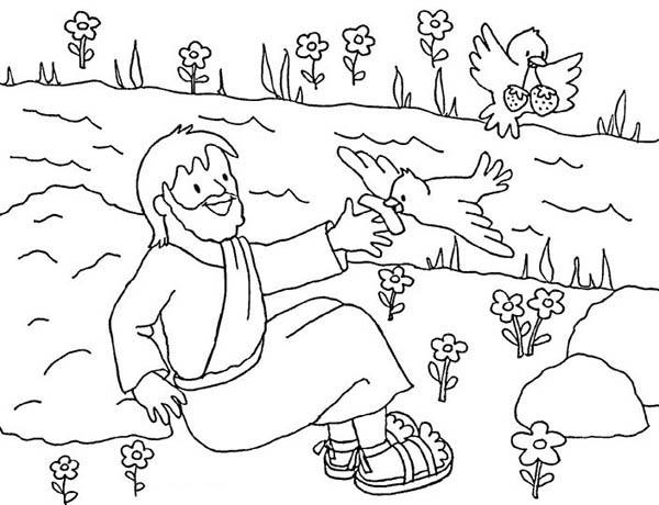 God Anwer Elijah Prayers Coloring Pages: God Anwer Elijah
