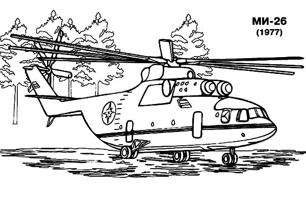Helicopter V 22 Osprey Coloring Pages: Helicopter V 22