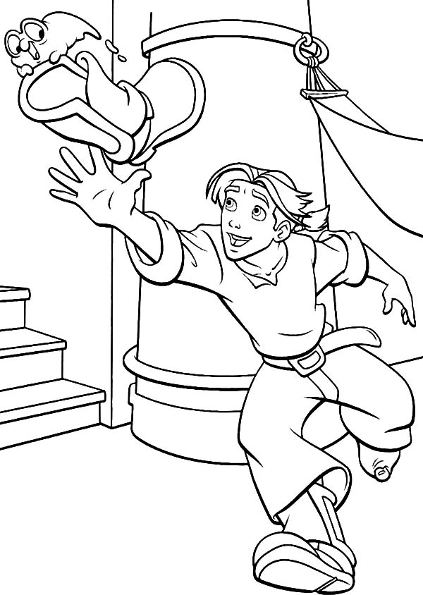Jim Thorpe Pages Coloring Pages