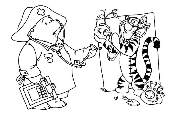Health Care Coloring Sheets Coloring Pages