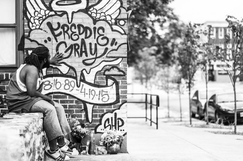 Devin Allen Captures Baltimores Everyday Joy and the Pain