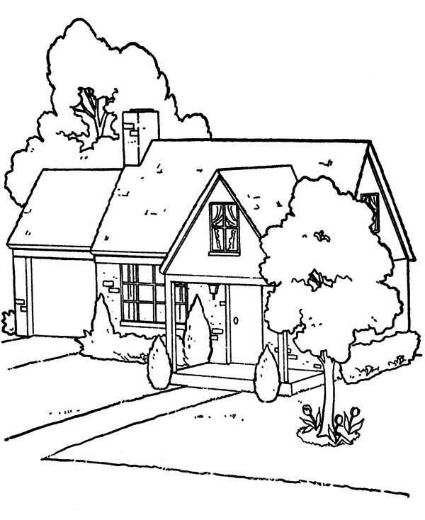 Complete Ledningsdiagram House