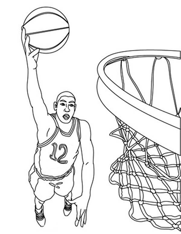 Coloring Nba Players Quotes. QuotesGram