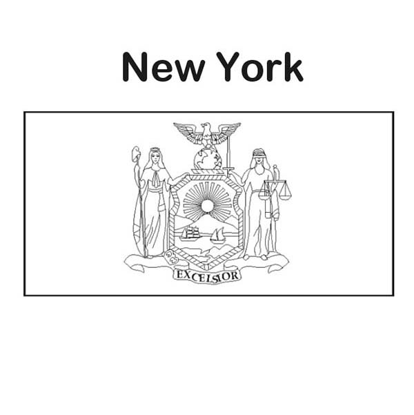 Free new york city skyline coloring pages