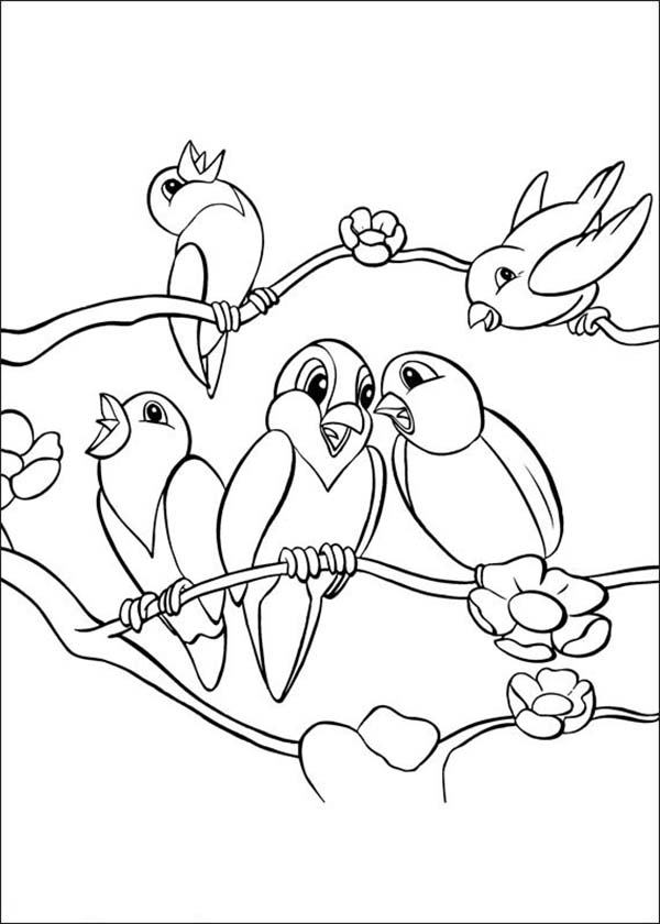 Family House Coloring Pages Sketch Coloring Page