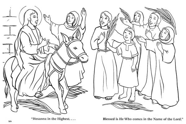 Palm Sunday of the Lord's Passion Year B « Prepare for Mass