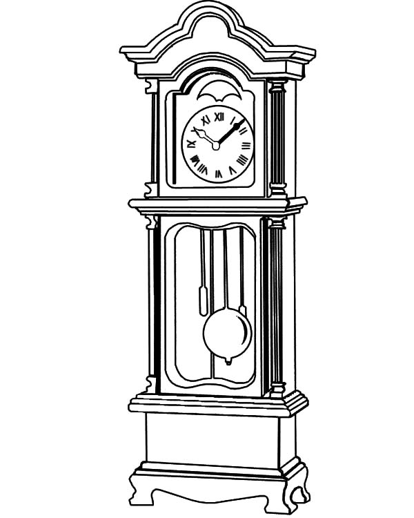 Woodwork plans for baby cot, Fretwork Clock, Knock Down