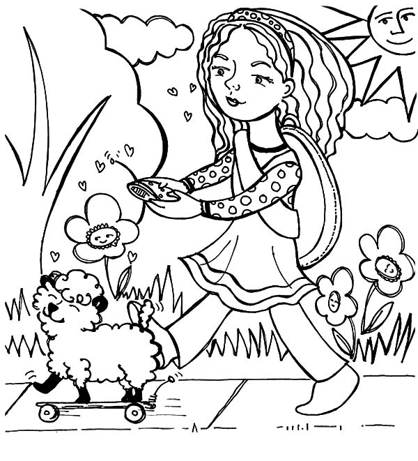 Remote Control Coloring Coloring Pages