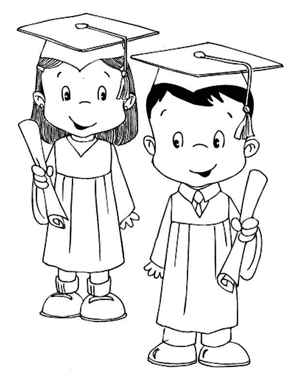 2014 Graduation Coloring Pages Coloring Pages