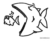 Fish Coloring Pages