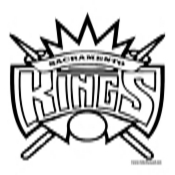 Pin Nba Logo Coloring Pages on Pinterest