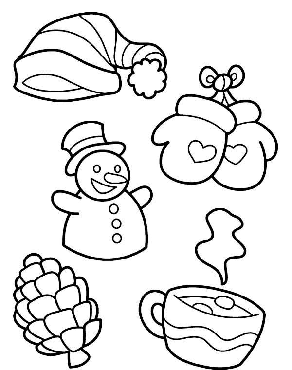 trusadscin • Blog Archive • Seasons coloring book