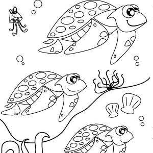 85+ [ Animals That Migrate In Winter Coloring Pages