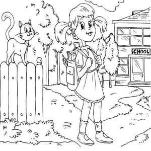 High School Student Biosketch Format Coloring Pages
