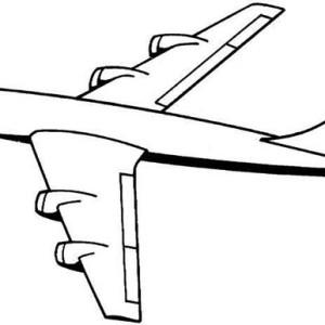 Jet Engine On Wing, Jet, Free Engine Image For User Manual