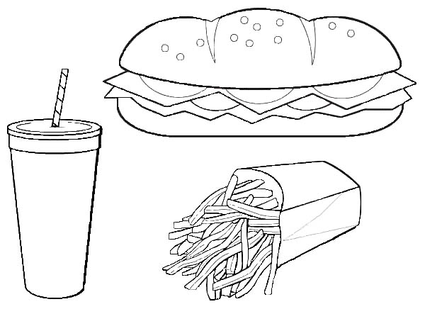 Diet Coke Coloring Page Coloring Pages