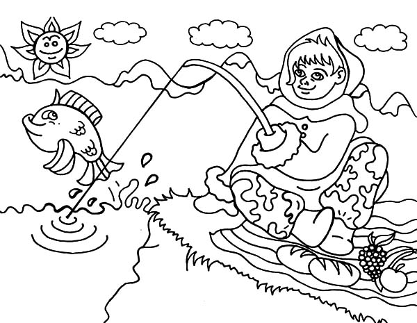 put all garbage inside truck coloring pages  download