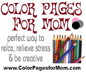 Color Pages for Moms