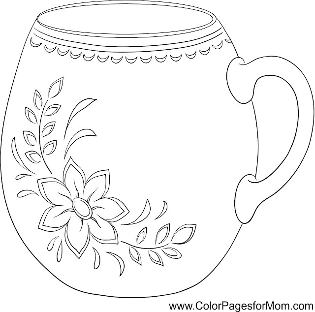 Free Coloring Pages Of Starbucks Logo