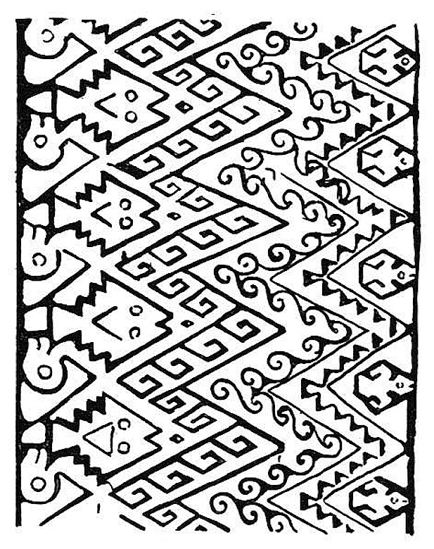 Southwestern & Native American Coloring Page