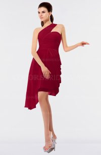 ColsBM June Dark Red Bridesmaid Dresses - ColorsBridesmaid