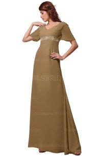 ColsBM Alaia Indian Tan Bridesmaid Dresses - ColorsBridesmaid