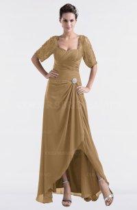 ColsBM Emilia Indian Tan Bridesmaid Dresses - ColorsBridesmaid