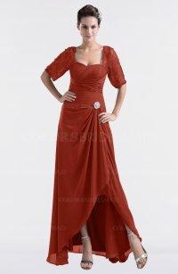ColsBM Emilia Rust Bridesmaid Dresses - ColorsBridesmaid