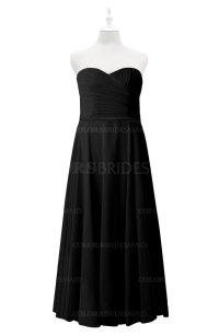ColsBM Miah Black Plus Size Bridesmaid Dresses ...
