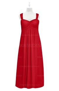 ColsBM Naya Red Plus Size Bridesmaid Dresses ...