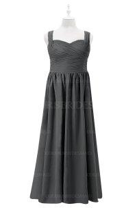ColsBM Saige Grey Plus Size Bridesmaid Dresses ...