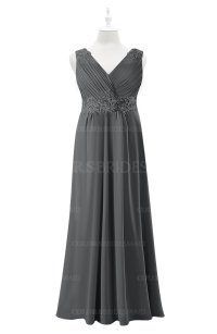 ColsBM Malaysia Grey Plus Size Bridesmaid Dresses ...