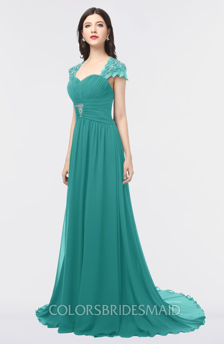 ColsBM Iris Emerald Green Bridesmaid Dresses