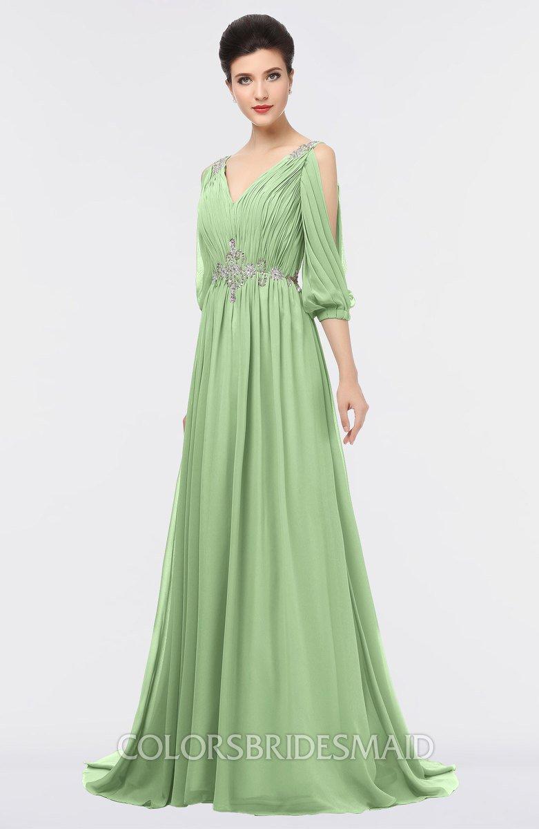 db2f499306e4 Colsbm Joyce Sage Green Bridesmaid Dresses Colorsbridesmaid