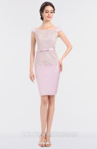 ColsBM Carly Petal Pink Bridesmaid Dresses - ColorsBridesmaid