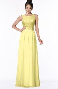 ColsBM Juliet Pastel Yellow Bridesmaid Dresses ...