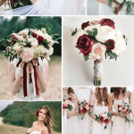 10 Stunning Fall Wedding Bouquets To Match Your Big Day Colorsbridesmaid
