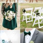Top 8 Winter Wedding Color Palettes For 2020 Colorsbridesmaid