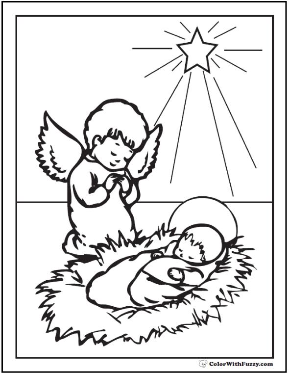 Baby Crib. Baby Sleep Guide From Newborn To 6 Months