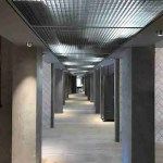 Marmorino Plaster Walls at London Offices