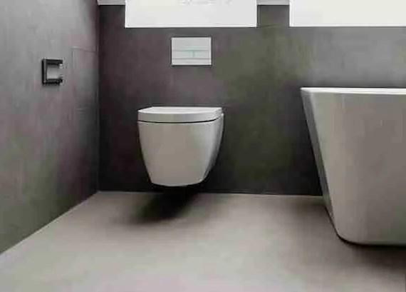 Polished Plaster Bathrooms