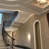 Polished Plastering Berkshire Hills End