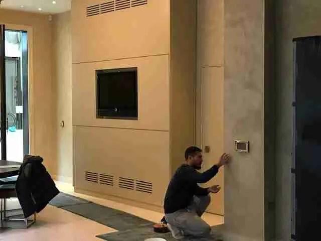 Venetian Plastering London Experts