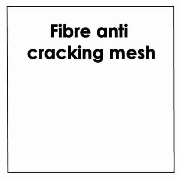 Fibre Anti Cracking Mesh